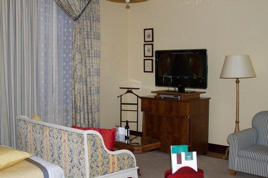 Hotel Kamp: TV