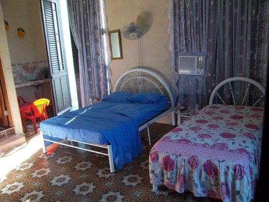 Hostal Vista Park : Room
