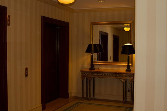 Hotel Kamp: Hall 2