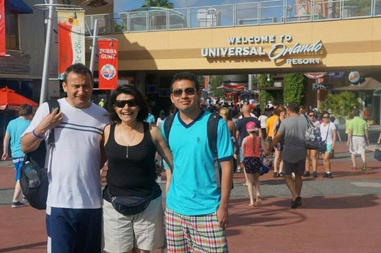 World of Disney: Vacaciones en familia