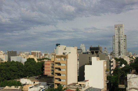 Fierro Hotel Buenos Aires: view from room