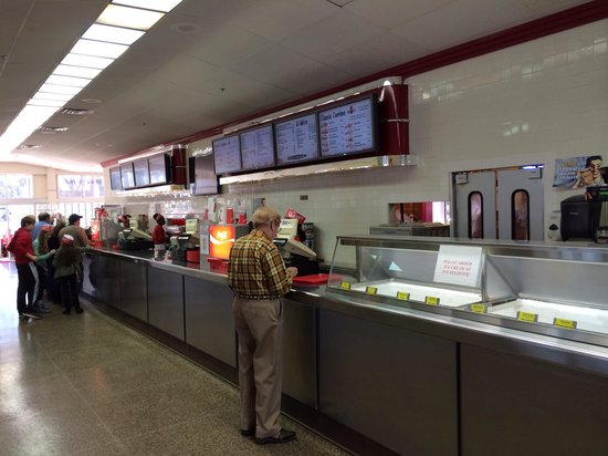 The Varsity Athens: What'll ya have?