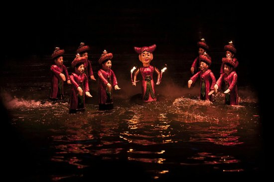 Thang Long Water Puppet Theater 01