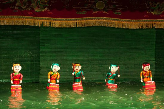 Thang Long Water Puppet Theater 02