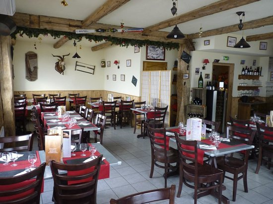 Lagrange Prestige Les Hauts de Comborcière : restaurant l'élan