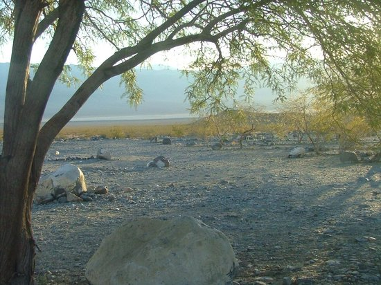 Panamint Springs Resort: Such surroundings!