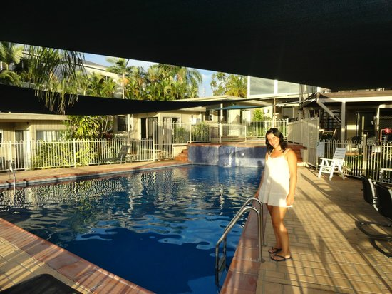 Airlie Apartments : Piscina