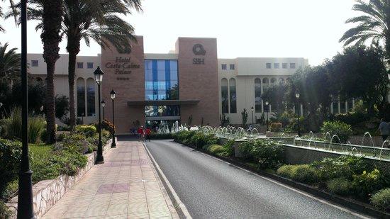 SBH Costa Calma Palace : Außenansicht
