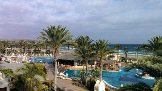 SBH Costa Calma Palace : Poolanlage