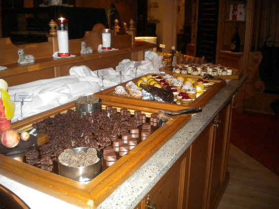 Hotel Royal: buffet di dolci