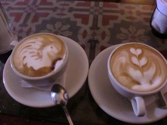 Libelula Coffee Shop : Dragoncito