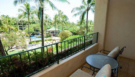 Grand Hyatt Kauai Resort & Spa : From balcony
