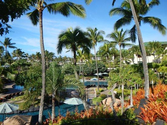 Grand Hyatt Kauai Resort & Spa : Beautiful