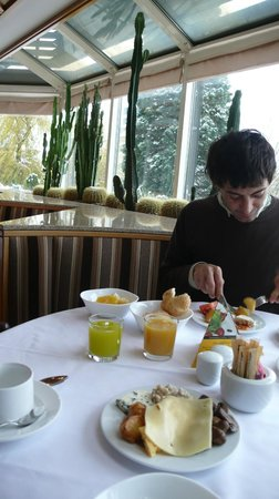 Hotel Marinela Sofia: sala prima colazione
