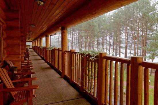 IDW Esperanza Resort: First floor of the hotel