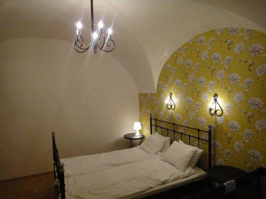 Royal Route Mansions: спальная