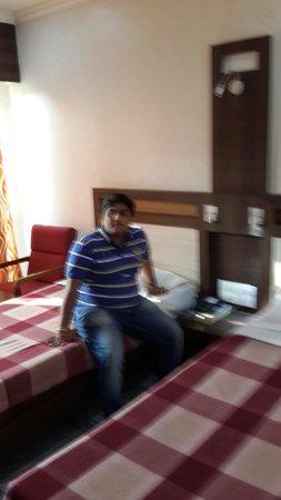 Hotel Supreme : Room