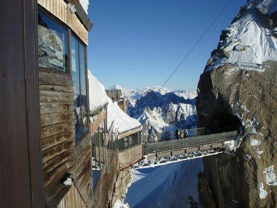 Aiguille du Midi : Aiguille de Midi