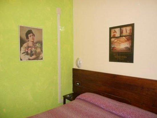 Hotel- Restaurant Bagnaia: Camera