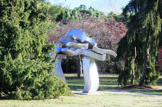 Grounds For Sculpture: sculpture