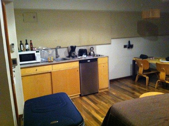 Rochester Hotel Bariloche: vista 3 de habiotacion