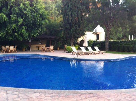 Camino Real Guanajuato: pool