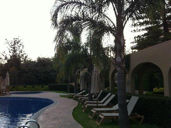 Camino Real Guanajuato: Hotel area