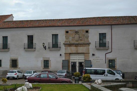 Hotel Sumaiya El Palacio: entrada hotel