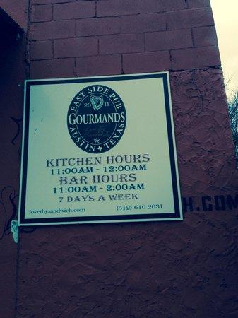 Gourmands