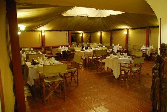 Nairobi Upper Hill Hotel: La Bonne Bouche Restaurant