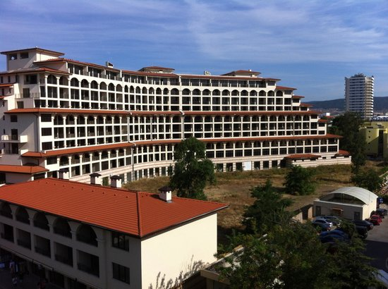 Laguna Park Hotel: View from top rooms