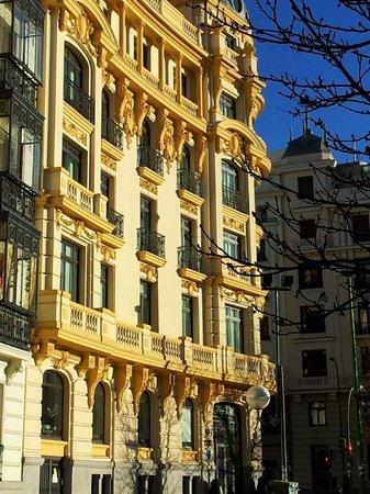 Hotel Sardinero Madrid: exterior del hotel