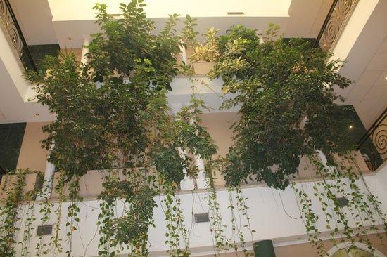 Hotel Laguna Park Madrid: Ambiente del hotel.