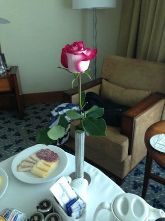 Sheraton Miramar Hotel & Convention Center : desayuno