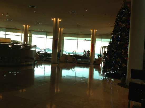 Sheraton Miramar Hotel & Convention Center : lobby