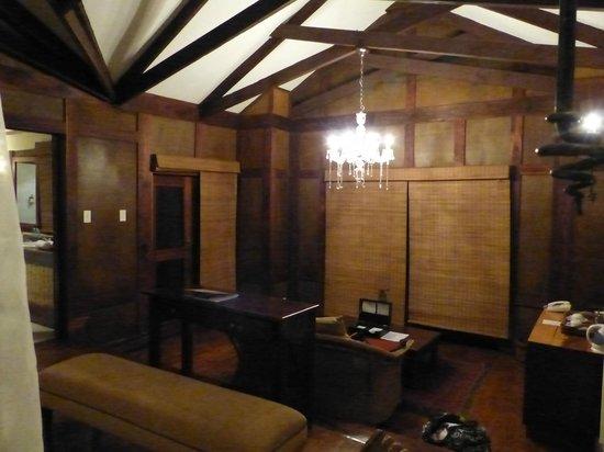 Arusha Coffee Lodge : The room