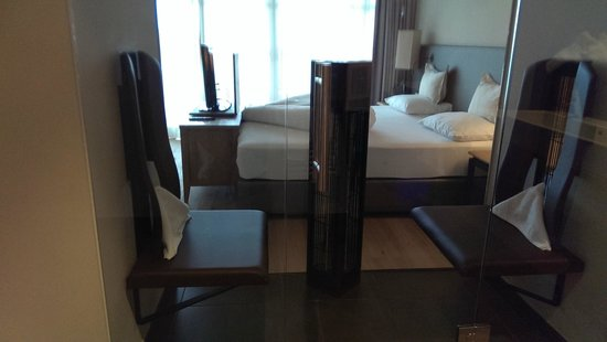 Hotel Chalet Mirabell : Infrarot-Zelle im Zimmer