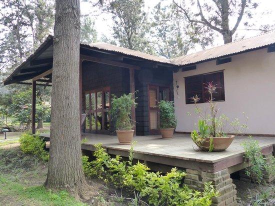 Arusha Coffee Lodge : The lodge
