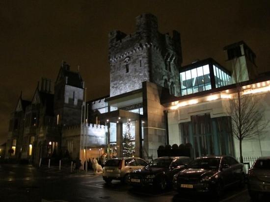 Clontarf Castle Hotel: il castello