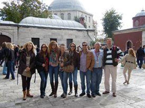 Historical Istanbul Tours: ROJI Family Malaga, Spain