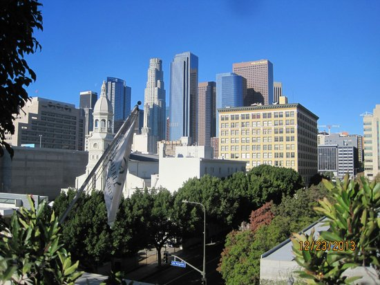 Doubletree by hilton hotel los angeles downtown ca html for Cat hotels los angeles