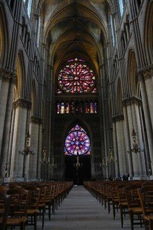 Cathédrale Notre-Dame de Reims : .