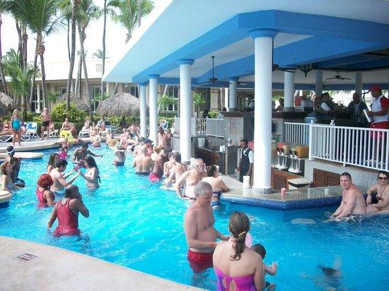 ClubHotel Riu Bambu : swim up bar