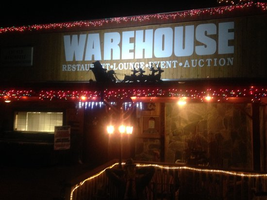 The Old Warehouse: Merry Christmas