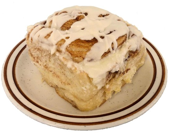 The C Shop: C Shop Cinnamon Rolls are baked fresh daily