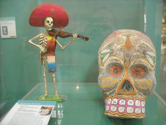 San Diego Museum of Man: Another exhibit
