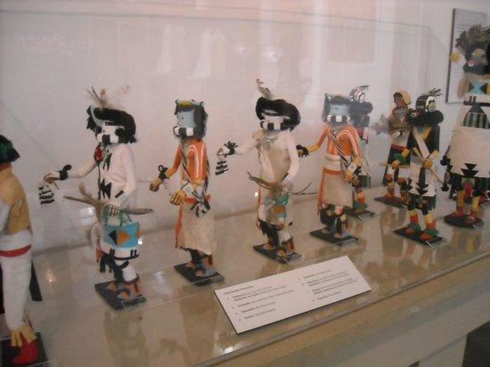 San Diego Museum of Man: Exhibit