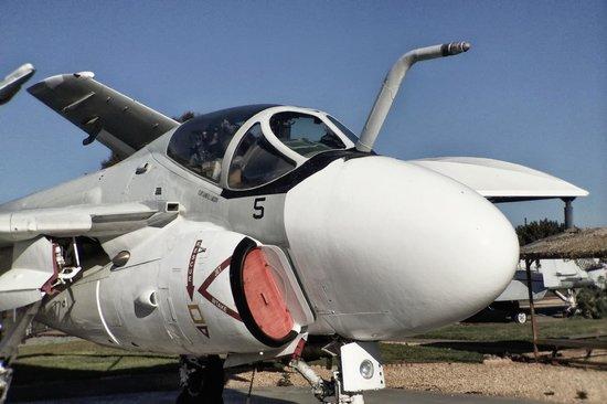 Flying Leatherneck Aviation Museum: Intruder