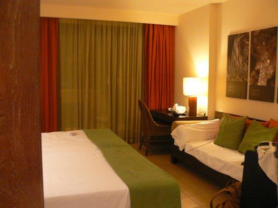 Sandos San Blas Nature Resort & Golf: our room