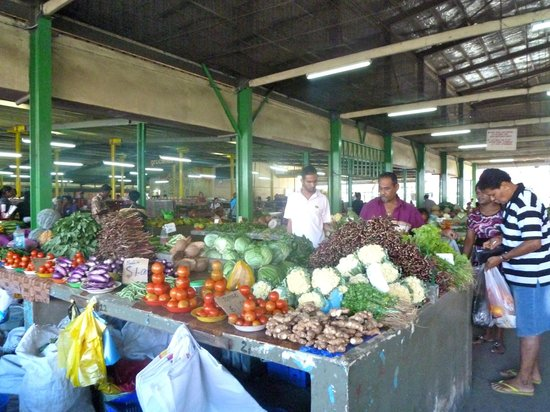 Danny's Village Homestay: Trip to the Market